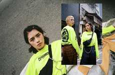 Rave Culture Fashion Collections - PLEASURES and Yeti Out Drop a Neon-Colored Clothing Capsule