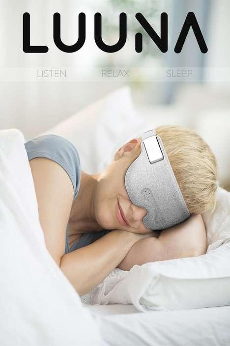 Rest-Optimizing Eye Masks