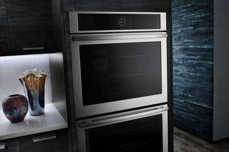 Luxe Leather Kitchen Appliances