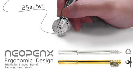 Functional Ergonomic Pens