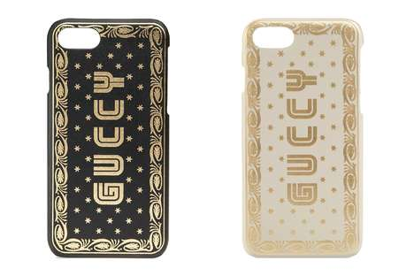 Designer Bootleg Phone Cases - Gucci's New iPhone Cases Intentionally Look Fake