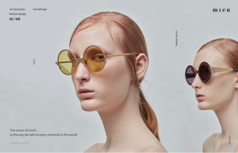 Design-Oriented Eyewear Brands