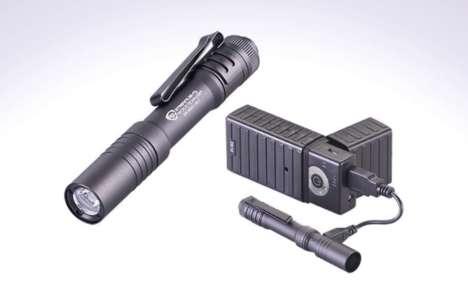 USB-Charged Flashlights