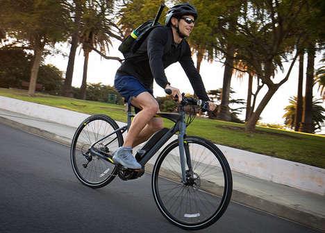 Lightweight Legacy E-Bikes