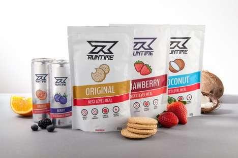 eSports-Focused Foods