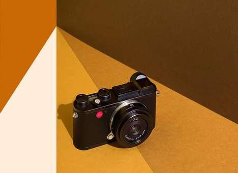 Discreet DSLR Cameras