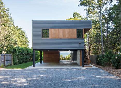 Boxy Bayside Homes