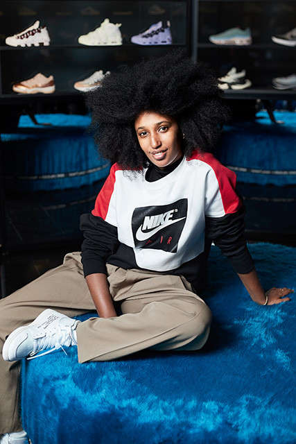 All-Women's Sneaker Boutiques
