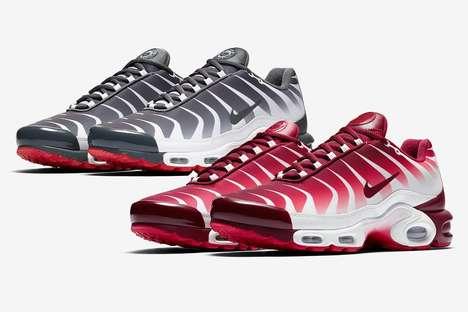Shark Bite-Inspired Sneakers