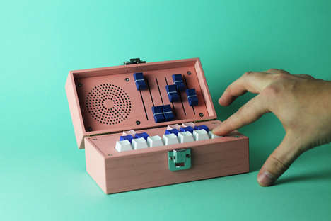 Hidden Toy Synthesizers