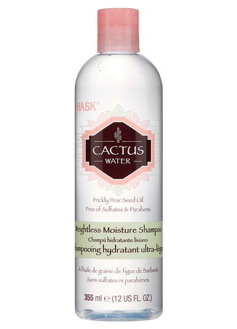 Cactus Water Shampoos