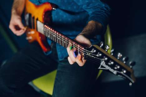 Self-Learning Guitar Apps