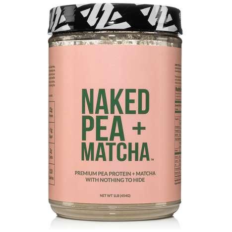 Matcha Protein Powders