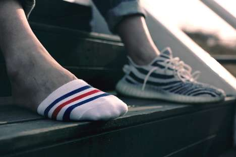 Invisible Sock Accessories