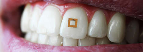 Bioresponsive Tooth Stickers