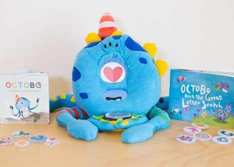 Interactive Smart Plush Toys