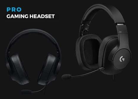 High-End Elite Gamer Headphones