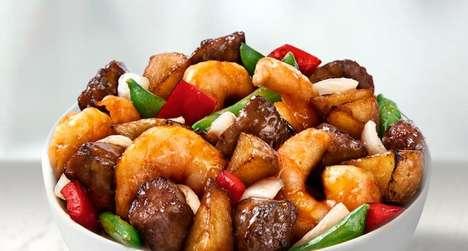 Steakhouse-Inspired Stir Frys