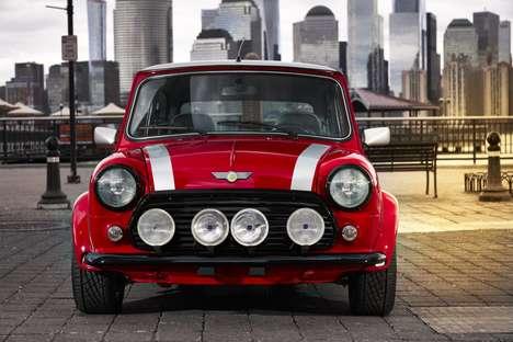 Classic Miniature Electric Cars