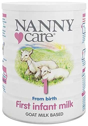 Nutritional Goat Milk Formulas