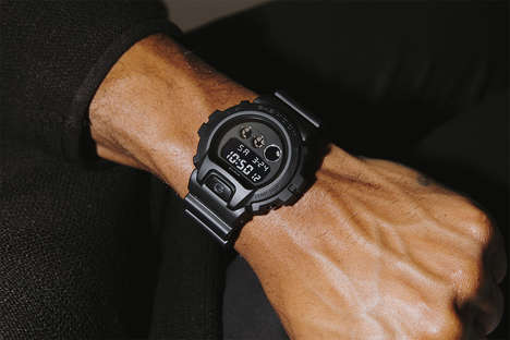 Rugged Military-Inspired Watches