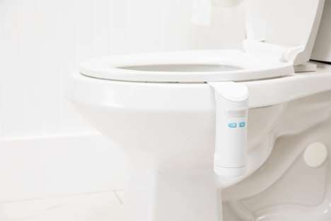 Automatic Toilet Fresheners - LooLoo is the World's First On-the-Toilet Automatic Freshener