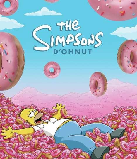Iconic Cartoon Character Donuts