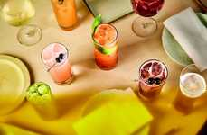 Unique Non-Alcoholic Beverages - The Hakkasan Group is Revamping It's Non-Alcoholic Drinks List