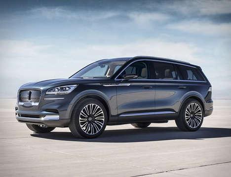 Technology-Packed Hybrid SUVs
