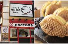 Video Game-Branded Food Stalls