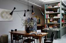 Home-Style Furniture Showrooms - The Inside's 'Creative Compound' is Styled as a Welcoming Home