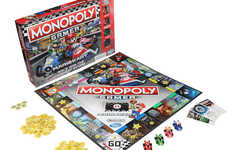 Video Game-Inspired Board Games - The Hasbro Monopoly Gamer: Mario Kart is a New Take on a Classic