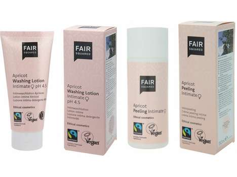Intimate Skincare Collections - Fair Squared's pH-Balanced Line Has Wash, Exfoliant, Cream & Spray