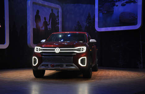German Concept Pickup Trucks