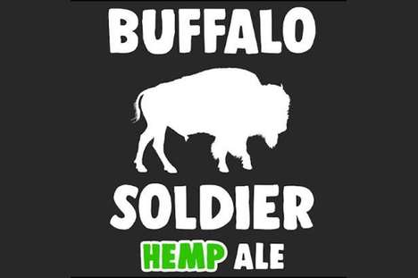 CBD-Enriched Ales - Stockton Brewing Company's Buffalo Soldier is Infused with Cannabis Oil