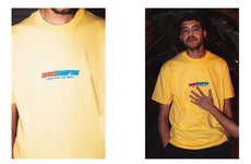 Colorful Slogan-Heavy Merchandise - BROCKHAMPTON Unveiled Its Merchandise For Spring/Summer 2018