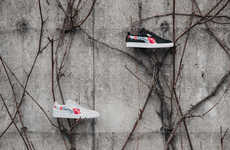 Celebratory Suede Collections - PUMA Celebrated an Anniversary with the Suede 50 Embellished Pack