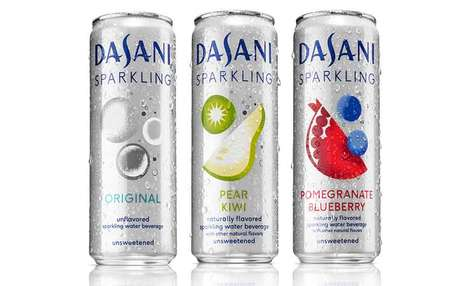 Artisan-Inspired Sparkling Waters