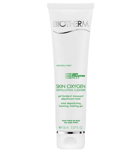Anti-Pollution Skin Cleansers - Biotherm's De-Polluting Cleanser is Ideal for Urban Dwellers