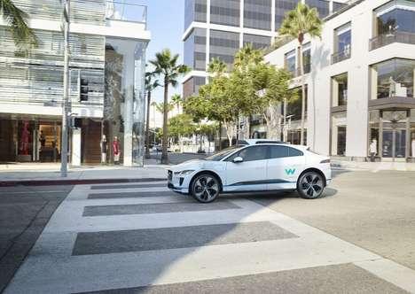 Self-Driving Electric SUVs