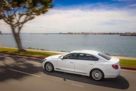 Turbocharged Luxury Sedans