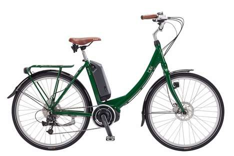 Luxe Electric Bicycles