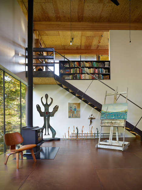 Low-Budget Recycled Homes