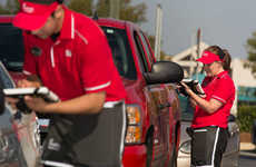Face-to-Face Drive-Thru Ordering - Chick-fil-A's 'Face-to-Face Ordering' Speeds Up Its Drive-Thru