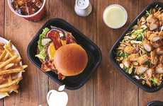 Carside Takeout Apps - 'Applebee's To Go' Offers In-Car Pickup at Participating Locations
