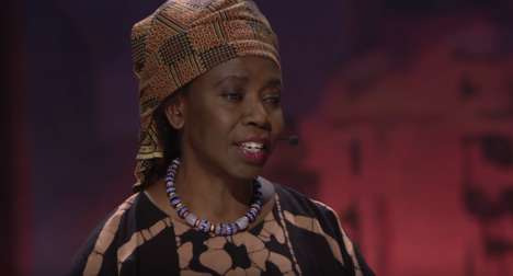 Investing in Women's Voices - Musimbi Kanyoro Delivered a Talk on Women's Opportunity for TED