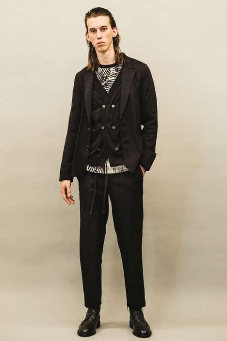 Moody Boy Fashion Editorials
