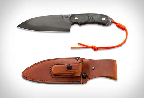 Fixed-Blade Camp Knives