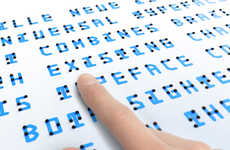 Hybrid Braille Typefaces