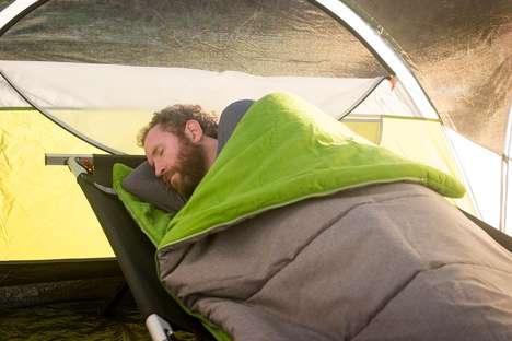 Quality-Focused Canvas Sleeping Bags